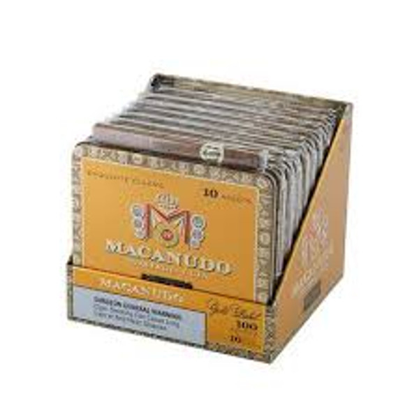 Macanudo Gold Label Ascots