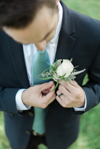 Specialty Boutonniere