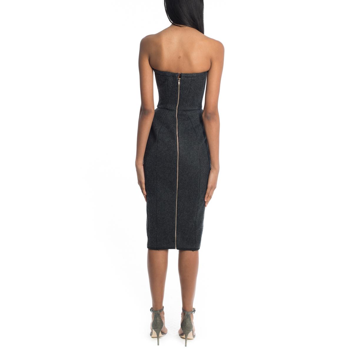 Angela Bustier Dress