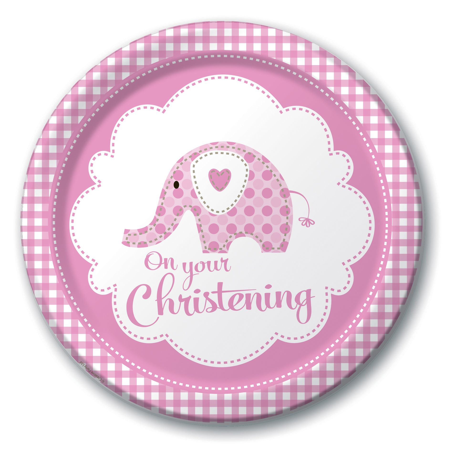 Christening Girl party supplies | Party savvy