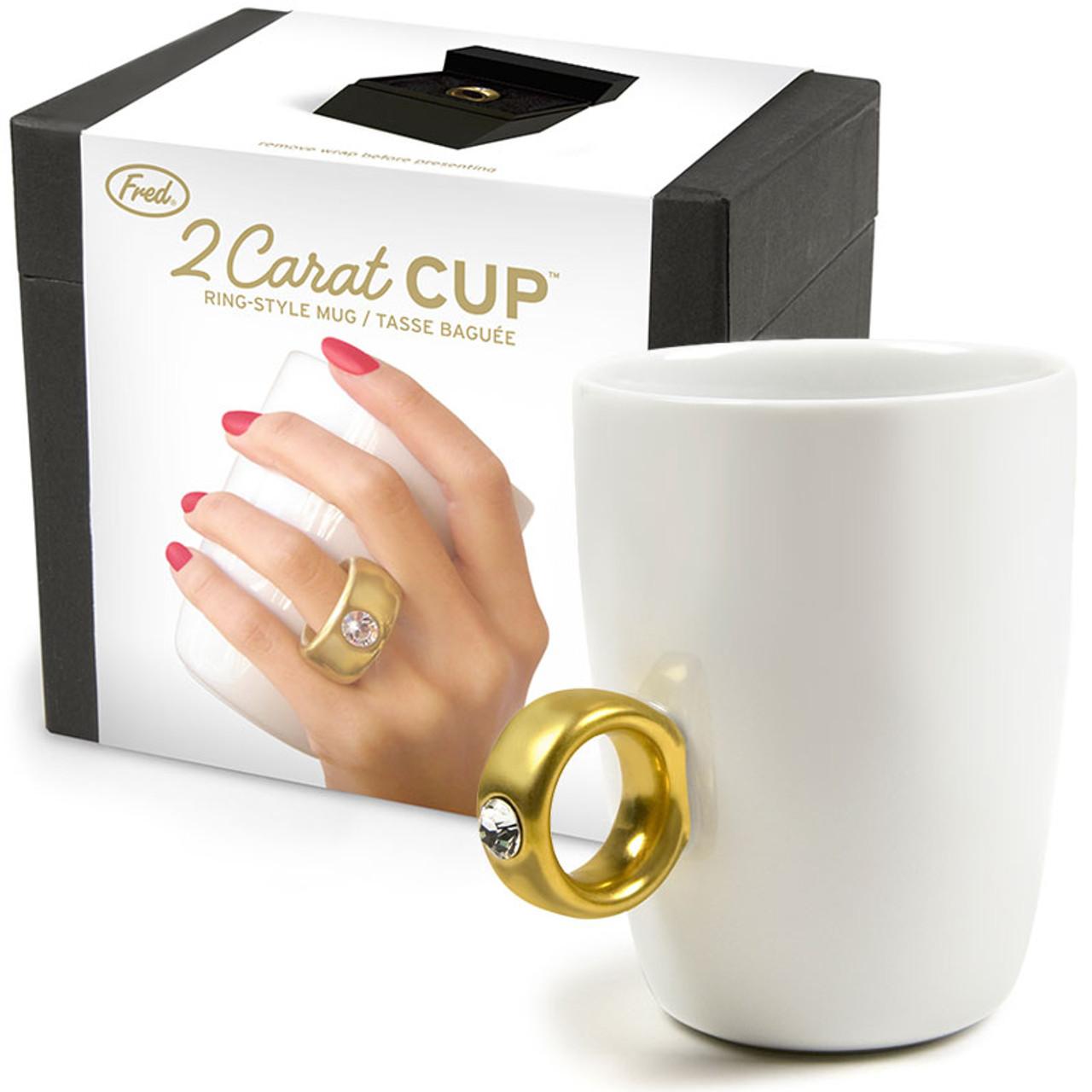 2 Carat Cup