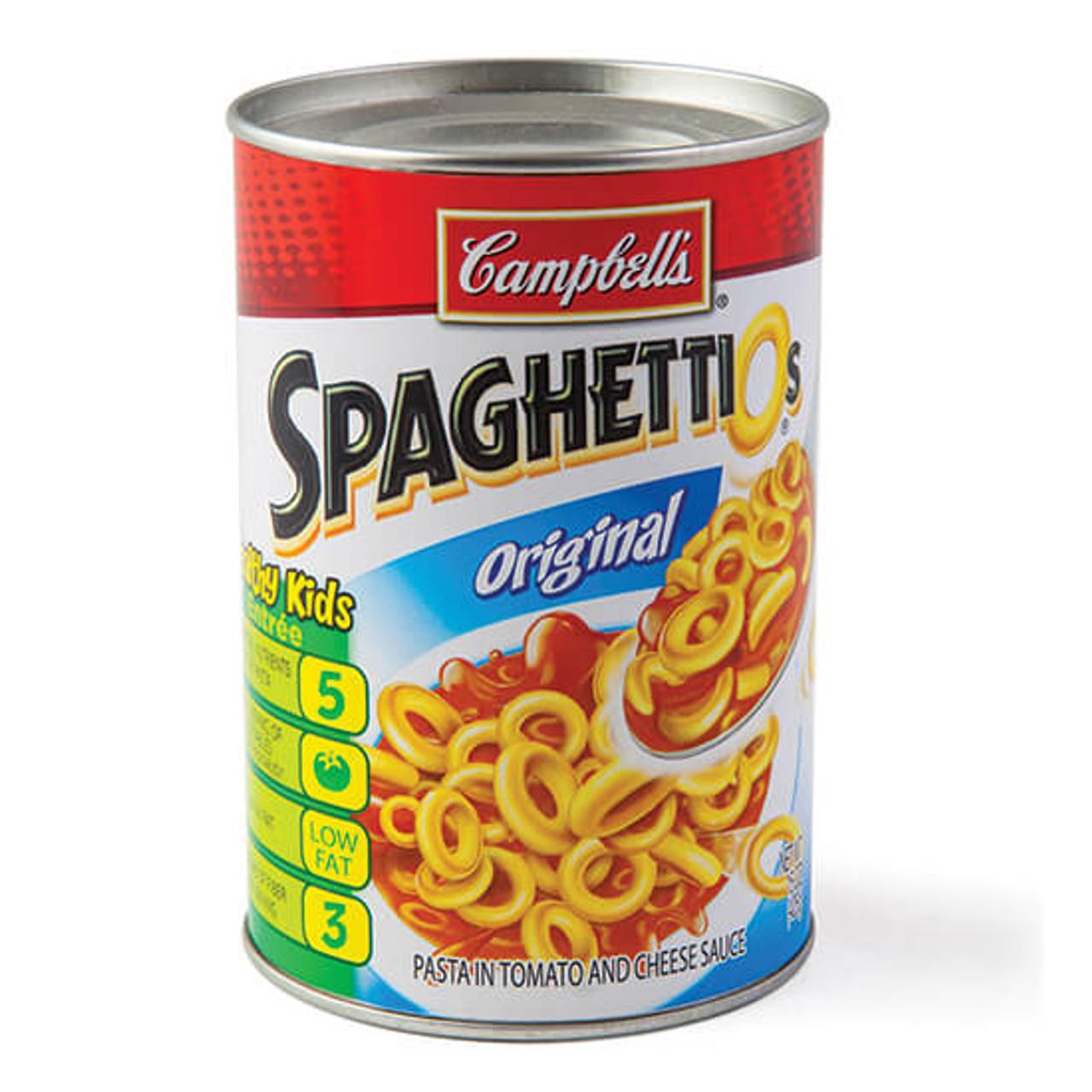 Spaghettios® Can Secret Decoy Safe