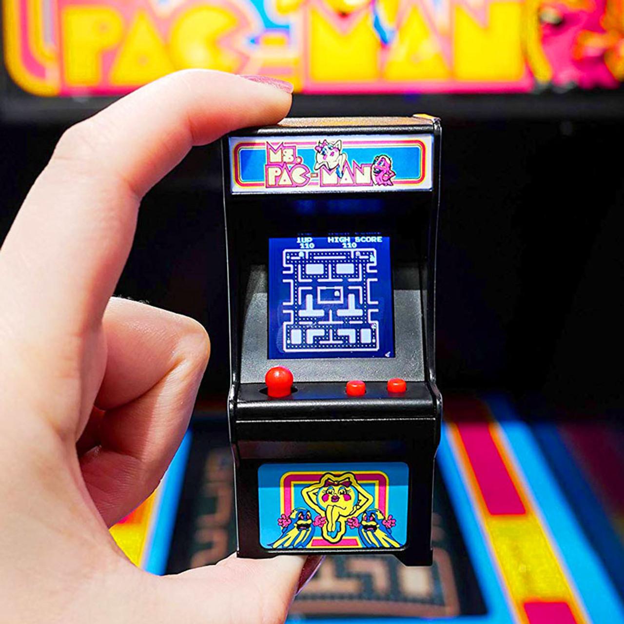 Ms. Pac-Man Tiny Arcade