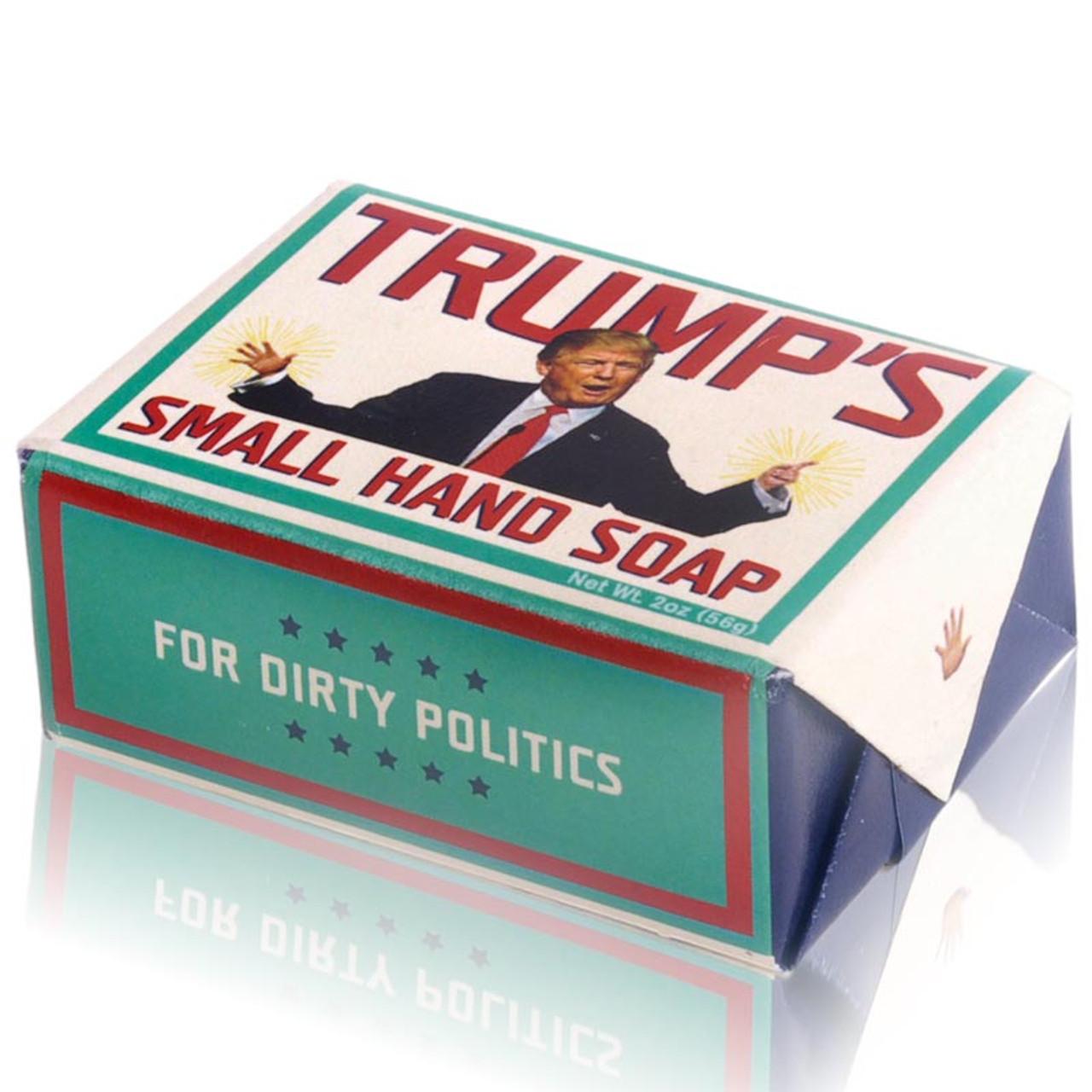 Donald Trump Small Hand Soap Stocking Stuffer