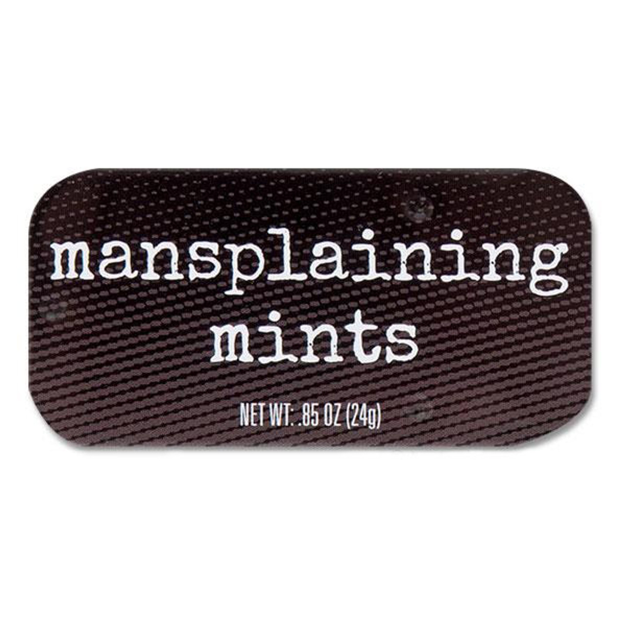 Mansplaining Mints