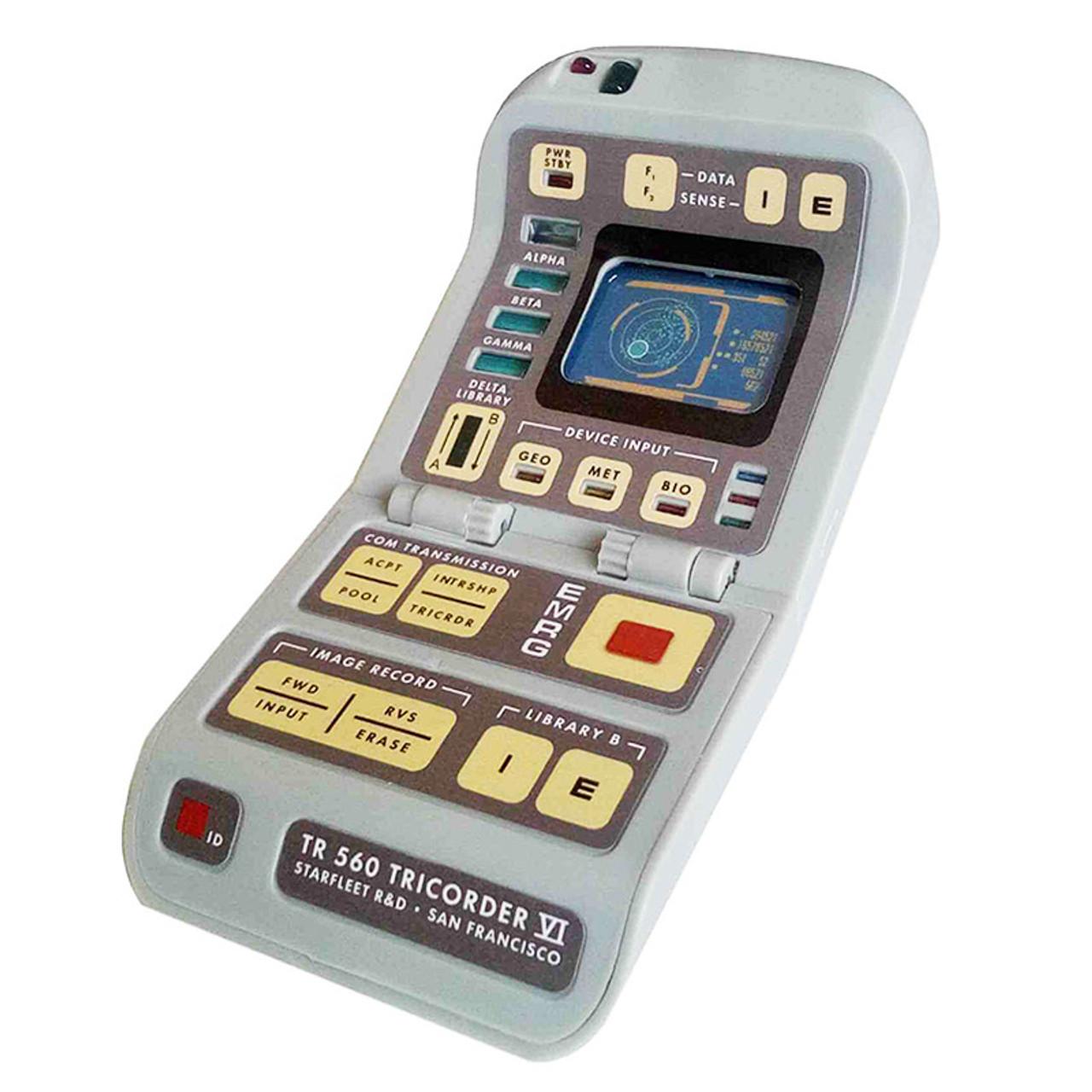 Star Trek: Light And Sound Tricorder