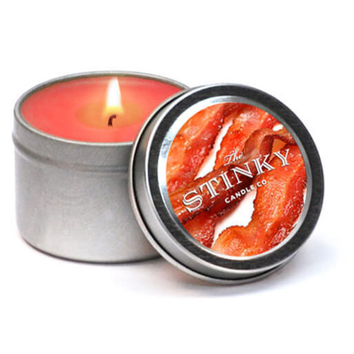 Bacon Scented Candle