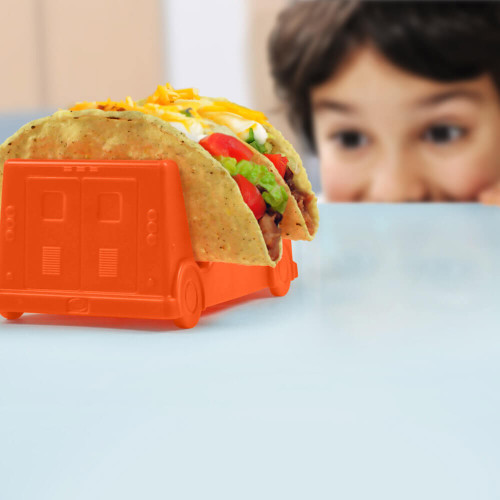 TACO TRUCK TACO HOLDERS & Taco Truck Taco Holders in Uncommon Plates + Bowls Gifts