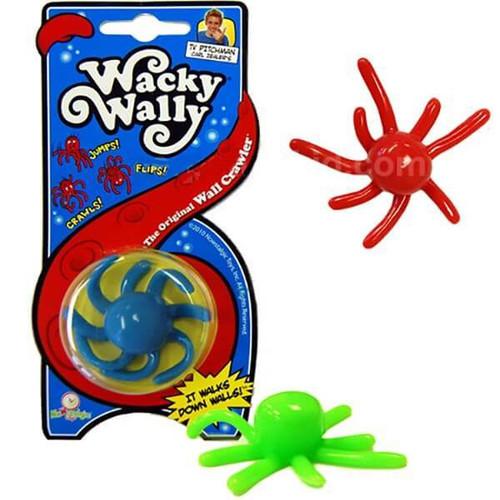 The Original Wacky Wally Wall Crawler