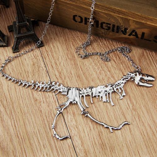 Tyrannosaurus Dinosaur Necklace