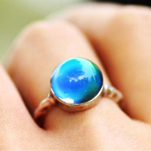 ALWAYS IN THE MOOD RING