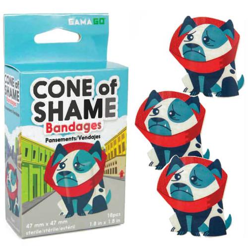 Cone Of Shame Bandages