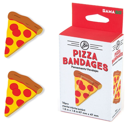 Gamago Pizza Bandages