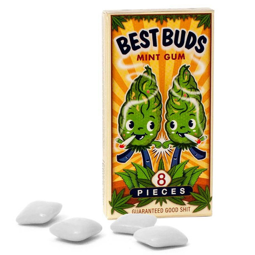 BEST BUDS MINT GUM
