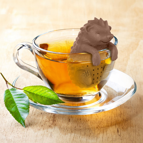 Cute-Tea The Charming Hedgehog Tea Infuser