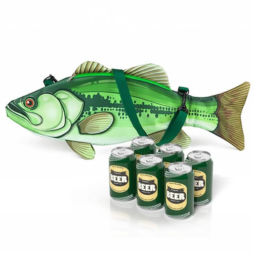 The Catch Of The Day Beverage Cooler