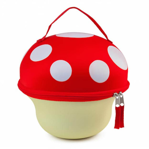 Toadstool'y Cool Mushroom Lunch Tote