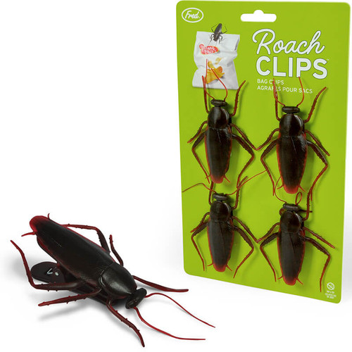 Fred Roach Clips Bag Clips