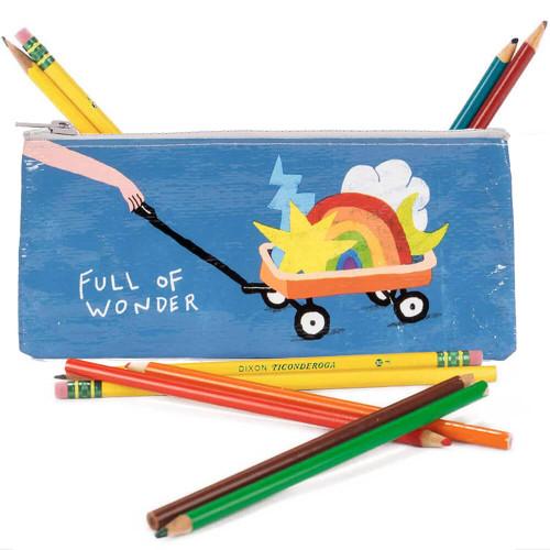 Full Of Wonder Pencil Case