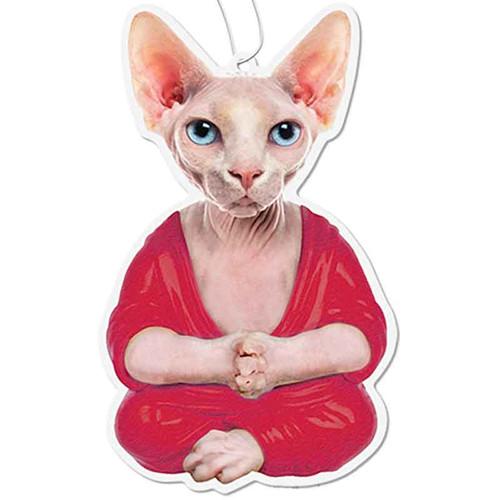 Cat Monk Air Freshener