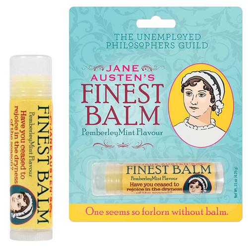 Jane Austen's Finest Balm