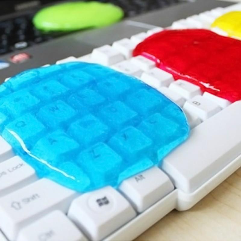 Magic slime reusable keyboard cleaner in geek gifts magic slime keyboard cleaner ccuart Gallery
