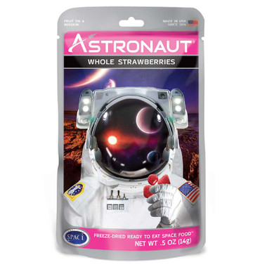 astronaut strawberries in unique gifts at perpetual kid
