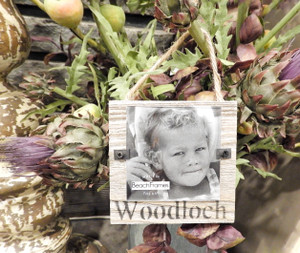 Reclaimed Wood Picture Frame / Ornament