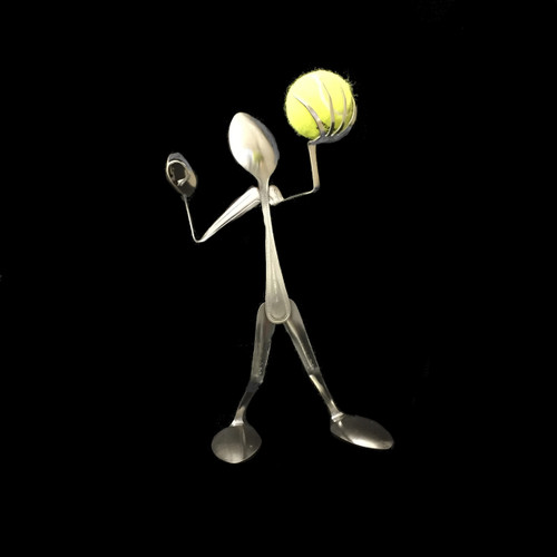 Tennis Player - Spoon- Retail©
