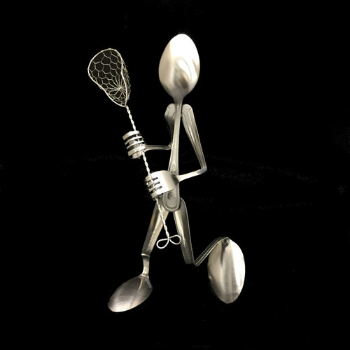 Lacrosse Player - Spoon- Retail©
