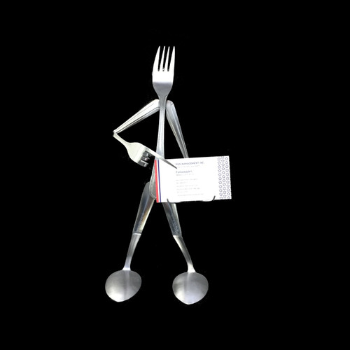 Business Card Holder - Fork ©