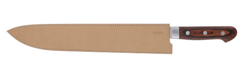 "Leather Knife Saya Cover for Sujihiki 270mm (10.6"")"