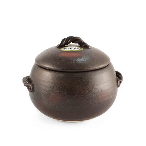 Ceramic 3 Cup Rice Cooking  Pot - Medium