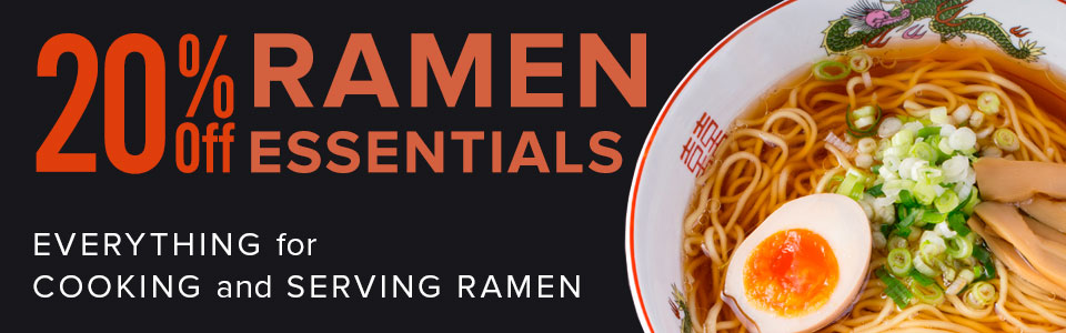 20% Off Ramen Bowls, Kitchenware for Ramen