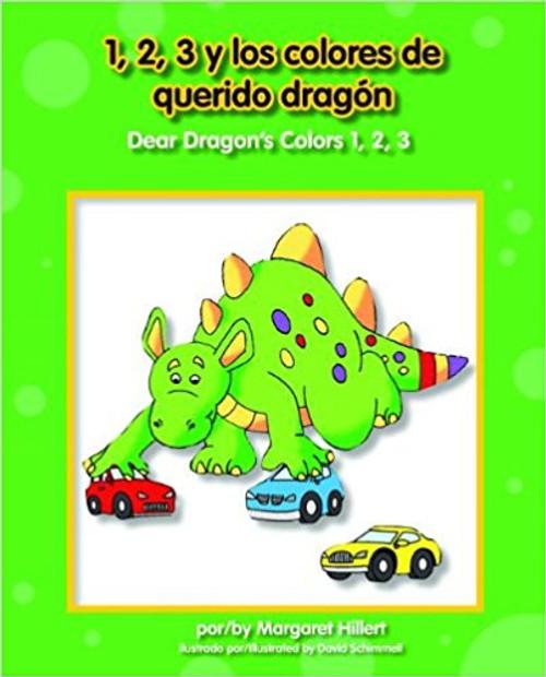 1, 2, 3 y los Colores de Querido Dragon/Dear Dragon's Color 1, 2, 3 by Margaret Hillert