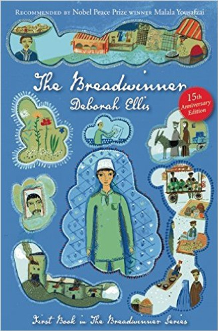 Breadwinner by Deborah Ellis
