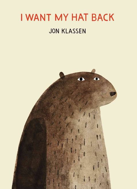 <p>The bear's hat is gone, and he wants it back. Patiently and politely, he asks the animals he comes across, one by one, whether they have seen it. Told completely in dialogue, this delicious take on the classic repetitive tale plays out in sly illustrations laced with visual humor. Full color</p>