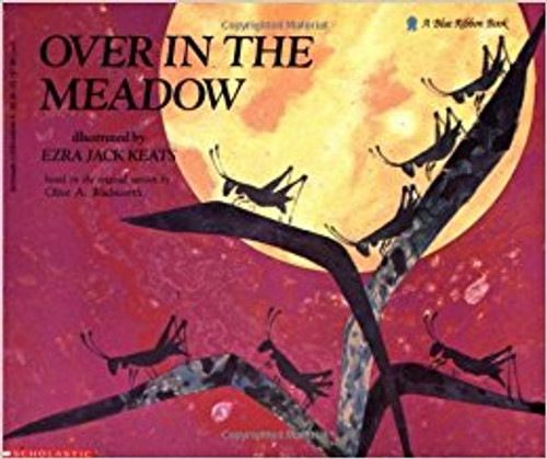 <p>The vivid colors of Caldecott Medal-winning artist Ezra Jack Keats combined with this classic Appalachian counting rhyme will have young readers counting and recounting their way across the meadow, from turtles to fire flies, from one to ten.</p>