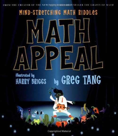 <p>In this book you'll learn to seeHow very clever you can be. We'll teach you tricks to help you add, Some day in math class you'll be glad! In this follow-up to MATH FOR ALL SEASONS, Greg Tang underscores the importance of four basic rules in problem-solving. Keeping an open mind, looking for unusual number combinations, using multiple skills (like subtracting to add) and looking for patterns will guarantee any child success in math. In MATH APPEAL, Tang continues to challenge kids with his innovative approach to math</p>