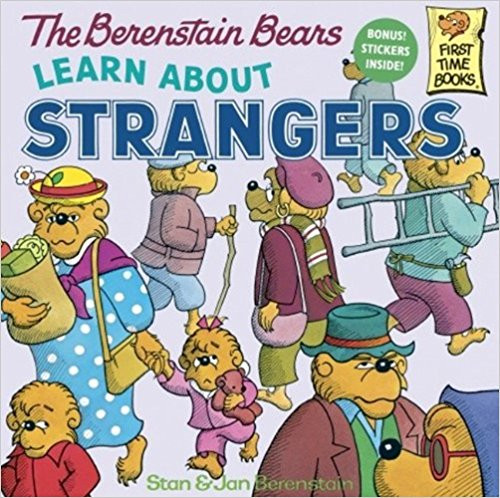 When Papa Bear tells the cubs why they should never talk to strangers, Sister begins to view all strangers as evil until Mama brings some common sense to the problem.