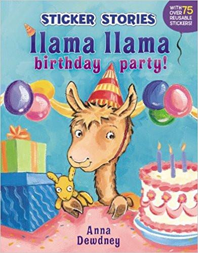 Penguin. Llama Llama Birthday Party! ...