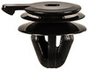 Headliner Retainer Black Nylon Top Head Diameter: 14mm Middle Head Diameter: 15mm Bottom Head Diameter: 16mm Stem Diameter: 10.3mm Stem Diameter: 10.3mm Stem Length: 10mm Hyundai & Kia OEM# 85495-2E050 50 Per Box