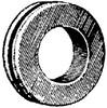 "Ford Windshield Wiper Grommet 11/32"" I.D. 5/8"" O.D. 3/16"" Thick 25 Per Box"