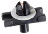 BMW Moulding Clips With Sealer Nylon OEM# 5113-1-804-205 50 Per Box Click Next Image For Clip Detail