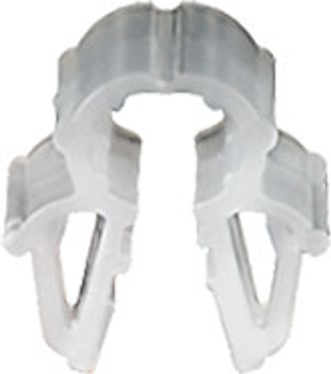 Tube Or Cable Routing Clip Holds 5mm Diameter Tube/Cable Snaps Into 6mm Hole Natural Nylon Overall Height: 15mm Subaru BRZ, Forester, Impreza, Legacy, Outback, B9 Tribeca & WRX 1995 - On Subaru OEM# 57371GA070 25 Per Box