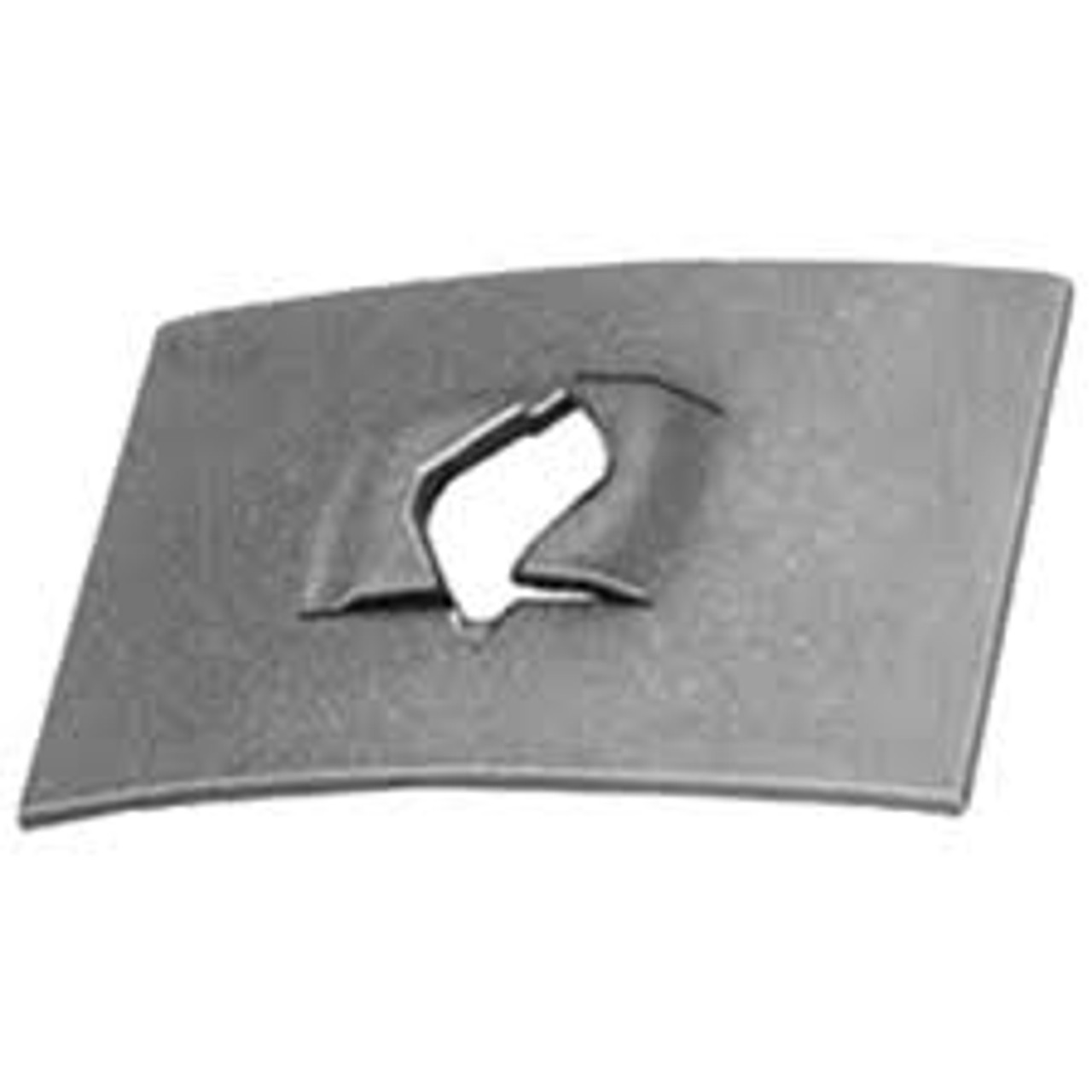 """Screw Size: #10 Tapping Screw 1/2"""" x 7/8"""" Phosphate  100 Per Box"""