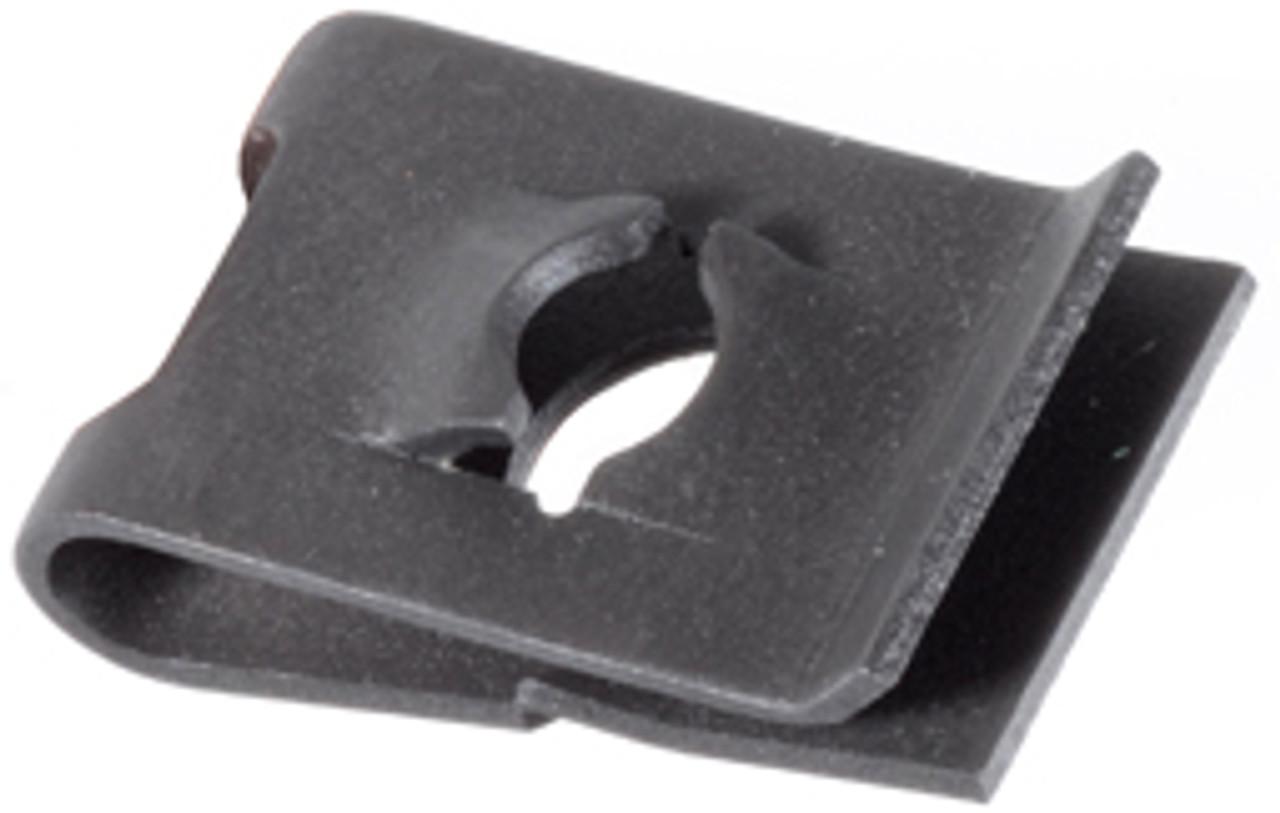"U Nut Screw Size: #8 Panel Range: .075"" - .090"" Center Of Hole To Edge: 9/32"" OEM # 388248-S-36B 50 Per Box"
