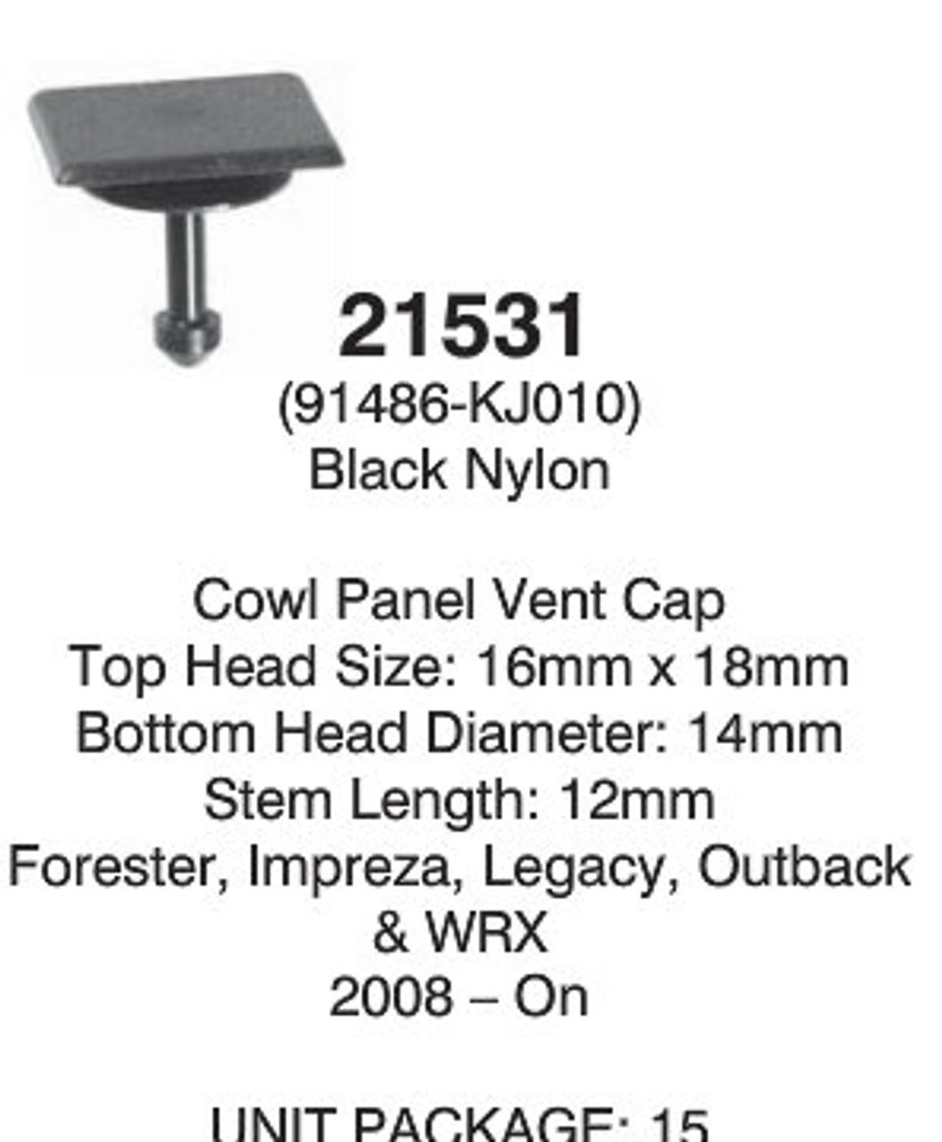 Auveco 21531 Detail