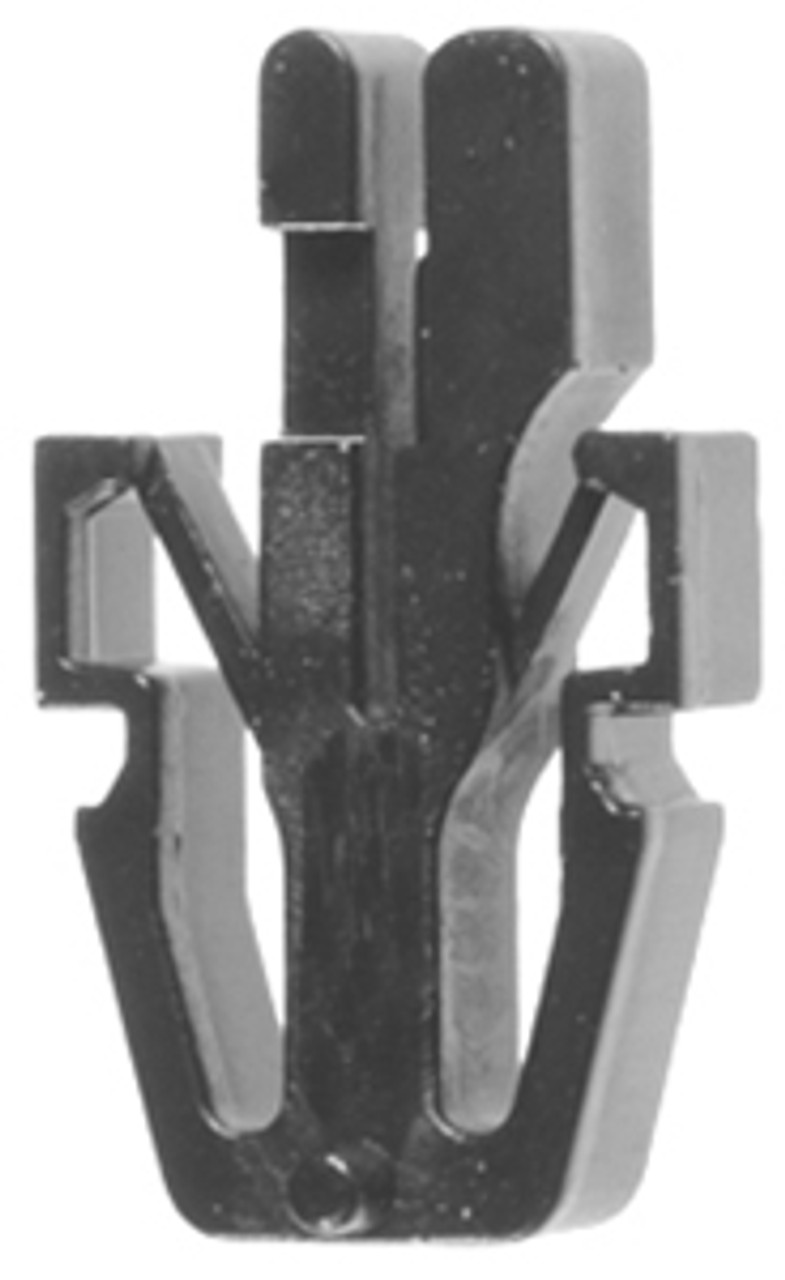 Toyota Grille Clips 13mm Wide 23mm Long OEM# 90467-13005 Black Nylon 25 Per Box