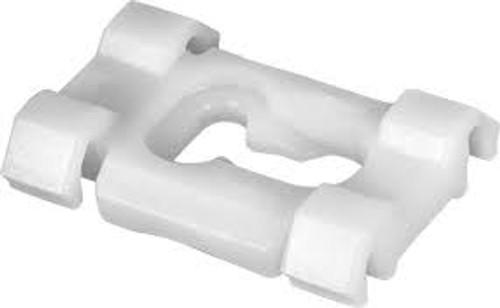 "Side Molding Clip - 3/4"" Moldings Buick Roadmaster 1991-On White Nylon GM OEM# 10135796 15 Per Box"